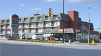 Best Western Fallsview Located in the heart of the Fallsview Tourist Area on Fallsview Boulevard, Across the street from Fallsview Casino, Skylon Tower and Imax Theatre. Just 1 mile to Marineland.